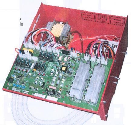 dispositivo di ritorno al piano e apertura porte per impianti elettrici a fune