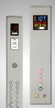 9 - Pulsantiere per cabina ascensore